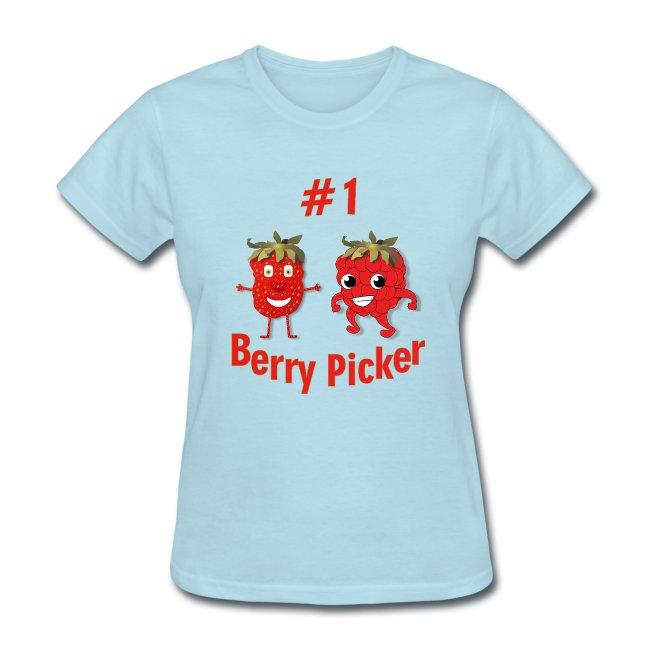 #1 Berry Picker (Women's T)