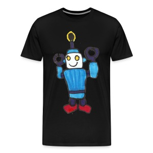 killer rpbot - Men's Premium T-Shirt