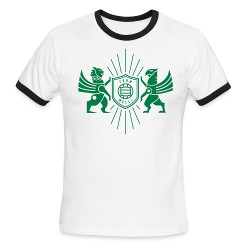 Griffins ringer tee - Men's Ringer T-Shirt