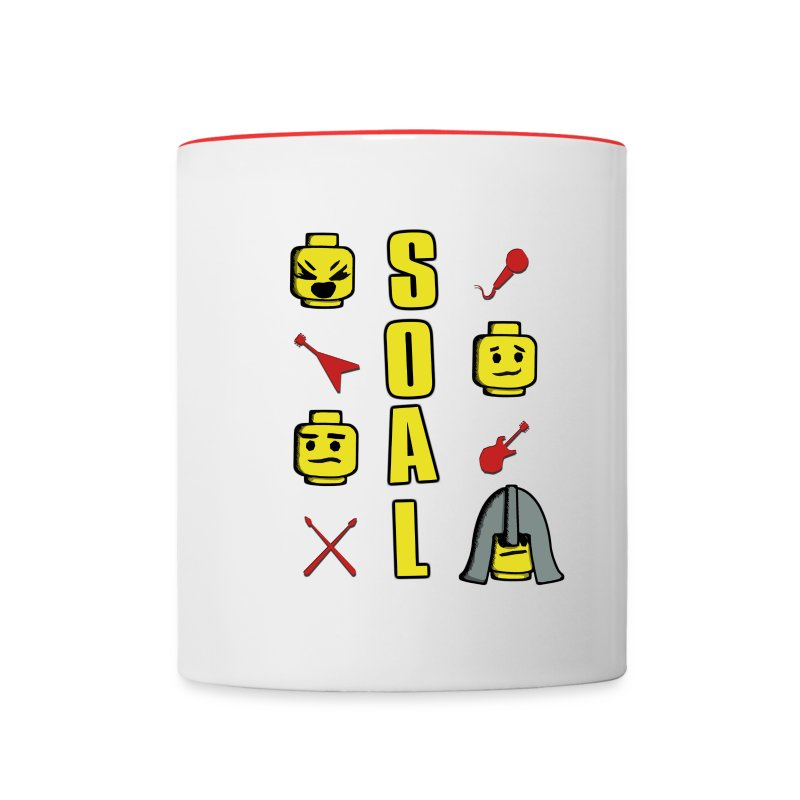 SOAL Coffee Mug - Contrast Coffee Mug