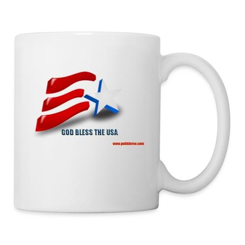 God bless the USA - Coffee/Tea Mug