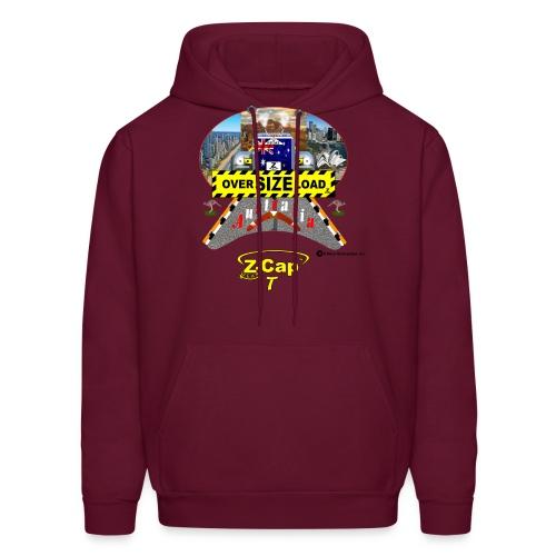 Z-Cap T Over Size Load Australia Edition - Men's Hoodie