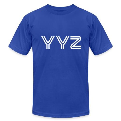 YYZ Tee - Men's Fine Jersey T-Shirt
