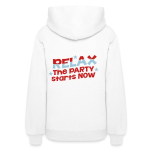 Party Starts Now - Women's Hoodie