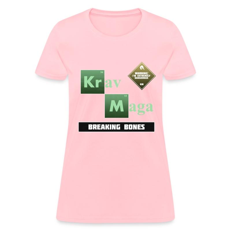 Krav Maga Elements Breaking Bones T Shirt Spreadshirt