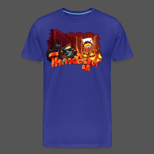 MENS - 'Nether' - Men's Premium T-Shirt