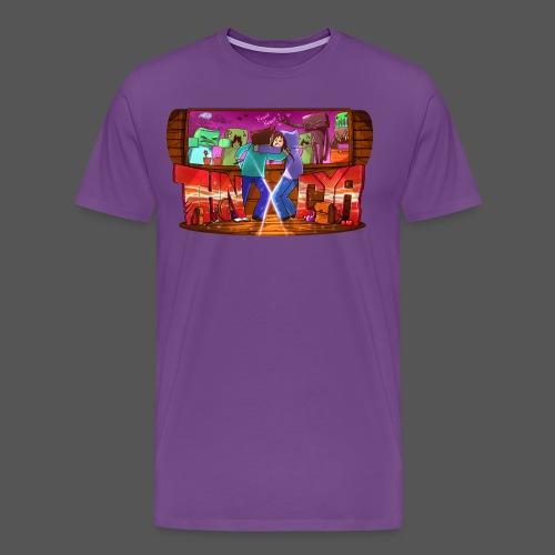 MENS - 'Never Say Goodbye' - Men's Premium T-Shirt