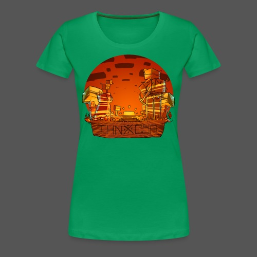 WOMENS - 'Sunset' - Women's Premium T-Shirt