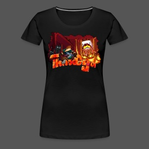 WOMENS - 'Nether' - Women's Premium T-Shirt