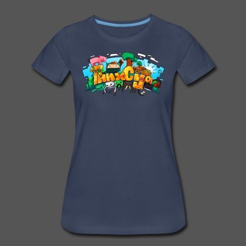 WOMENS - 'Classic' - Women's Premium T-Shirt