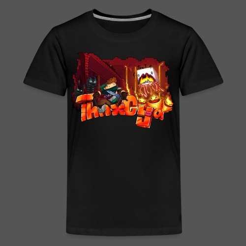 JUNIOR - 'Nether' - Kids' Premium T-Shirt