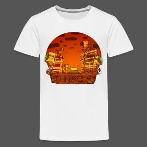 JUNIOR - 'Sunset' - Kids' Premium T-Shirt