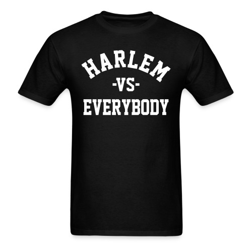 Harlem vs Everybody - Men's T-Shirt