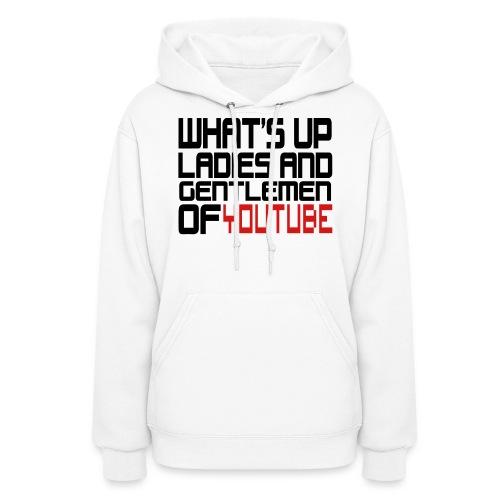 yputube - Women's Hoodie