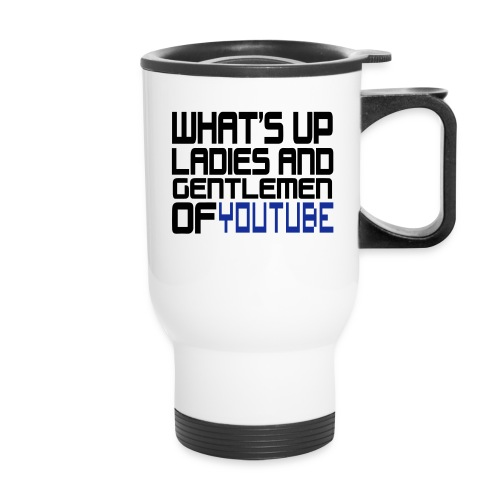 yputube - Travel Mug