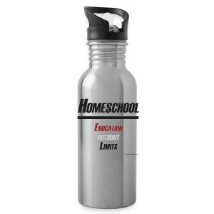 Education without Limits Homeschool - Water Bottle