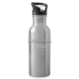 Homeschool Dad - Water Bottle