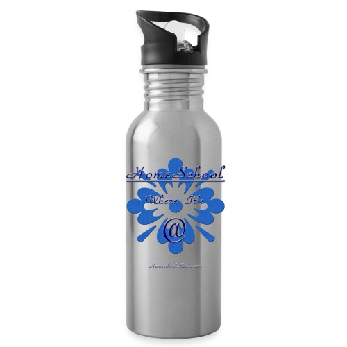 Where it's At Homeschool - Water Bottle