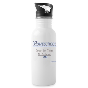 Freedom Christian Homeschool - Water Bottle