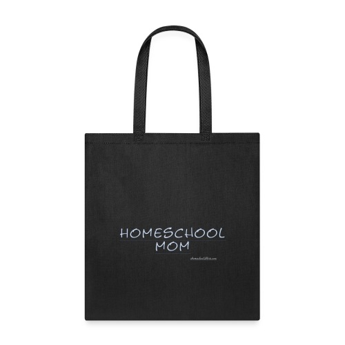 Homeschool Mom - Tote Bag