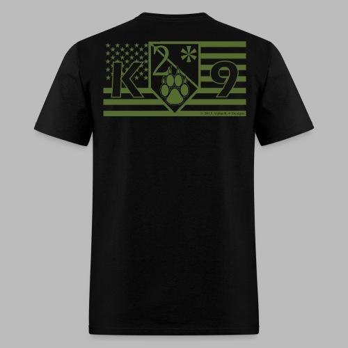 American Alpha 2* K-9 T-shirt - Men's T-Shirt