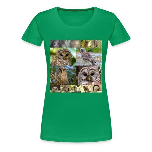 2014-Montage - Women's Premium T-Shirt