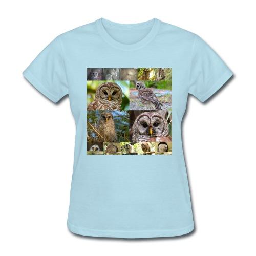 2014-Montage - Women's T-Shirt