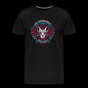 Muttville's AY CHIHUAHUA tee for men - Men's Premium T-Shirt