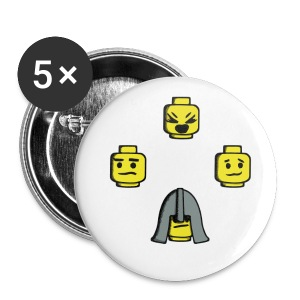 SOAL Rad Badge! - Large Buttons
