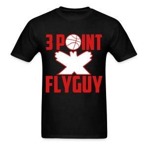 3 point fly - Men's T-Shirt