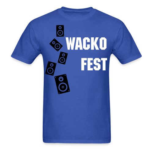 Wacko Fest Speakers T - Men's T-Shirt