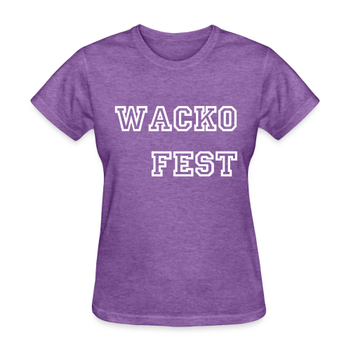 Wacko Fest Guitar Bold T Ladies - Women's T-Shirt