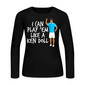Ken Doll Long Sleeves - Women's Long Sleeve Jersey T-Shirt