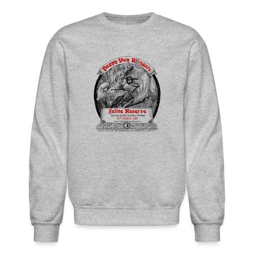 Pappy Van Whiskers - Crewneck Sweatshirt