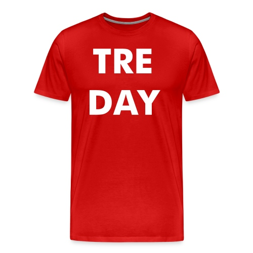 Tre Day T-Shirt - Men's Premium T-Shirt