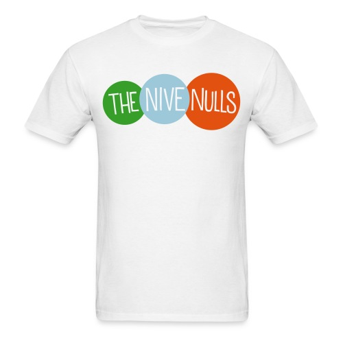 The Nive Nulls (Men's T-Shirt) - Men's T-Shirt