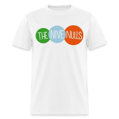 The Nive Nulls (Men's T-Shirt) - Men's T-Shirt