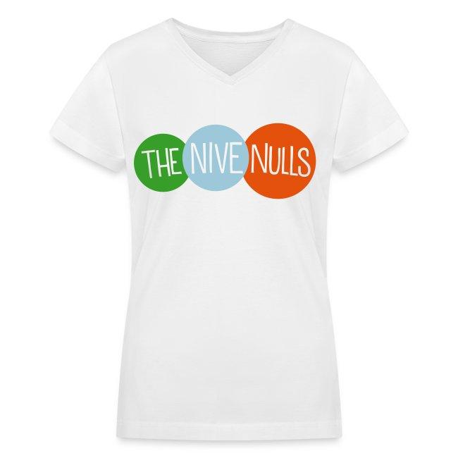 The Nive Nulls (Women's V-Neck)