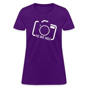 The Nive Nulls - Camera Tilt (Women's T-Shirt) - Women's T-Shirt