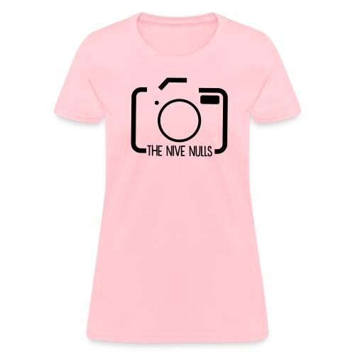 The Nive Nulls - Camera (Women's T-Shirt) - Women's T-Shirt