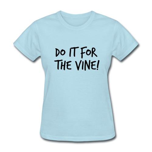 vine - Women's T-Shirt