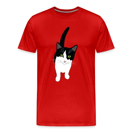 Moo Cat Shirt - Men's Premium T-Shirt