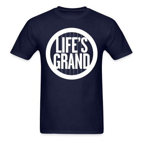 LG COLORED TEE - Men's T-Shirt