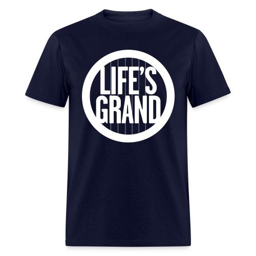 LG COLORED TEE - Men's T-Shirt