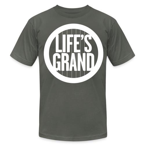 LG PREMIUM TEE - Men's Fine Jersey T-Shirt