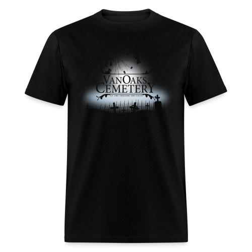 VanOaks Cemetery Logo Unisex Tee - Men's T-Shirt