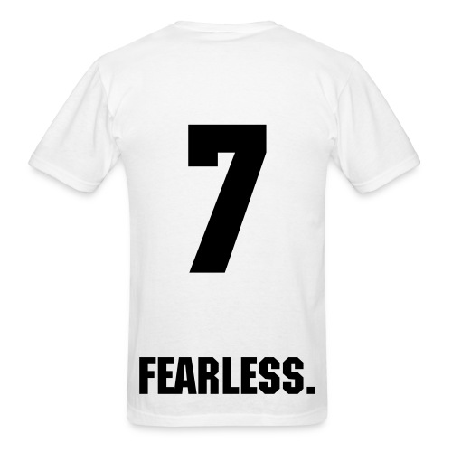 Fearless & TTGMoB Collaboration White - Men's T-Shirt