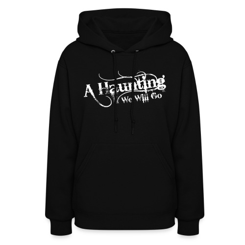 AHWWG White Logo Front - Women's Hoodie