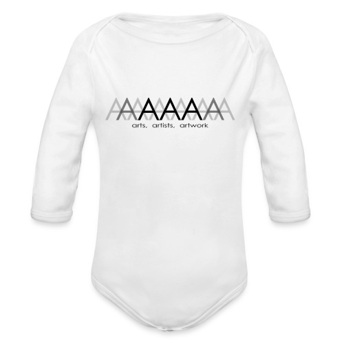 Baby Long Sleeve One Piece Arts Artists Artwork - Organic Long Sleeve Baby Bodysuit