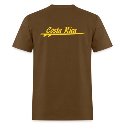 Costa Rica - Men's T-Shirt